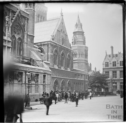 Plymouth, Guildhall, c.1900