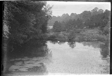Unidentified river scene, c.1920s