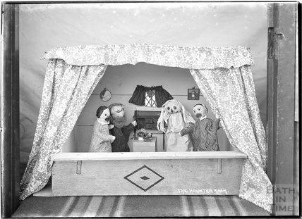 The Haunted Room, c.1920s