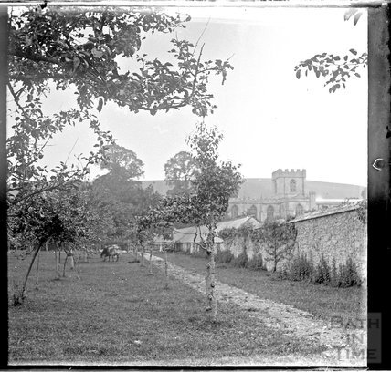 Edington Priory, Wiltshire, c.1900s