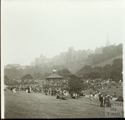Edinburgh, c.1900