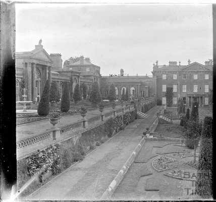 Bowood House, Wiltshire, c.1900s