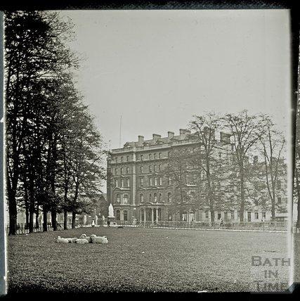 Royal Hotel, College Green, Bristol, c.1890s