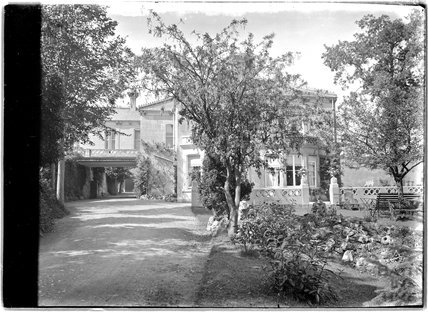 Monkton House, Warminster Road, Limpley Stoke, c.1900s