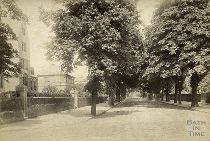 La Sainte Union Convent School, Pulteney Road, Bath c.1895