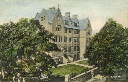 La Sainte Union Convent School, Pulteney Road, Bath c.1907