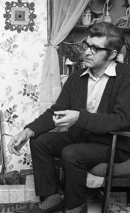 Mr David Grey of 2 Bedford Street, Bath, 10  April 1974