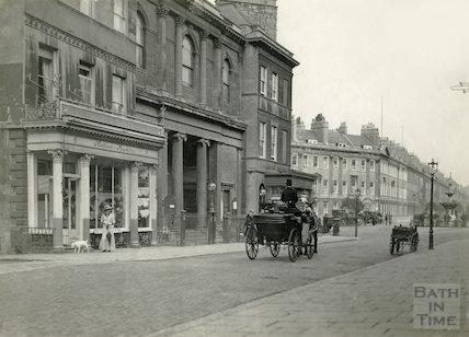 Argyle Street, Bath, c.1910