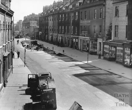 London Road, Bath c.1950s