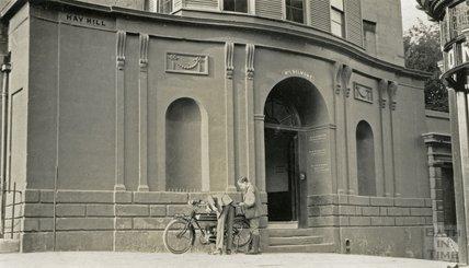 1, Belmont, Hay Hill, Bath c.1915