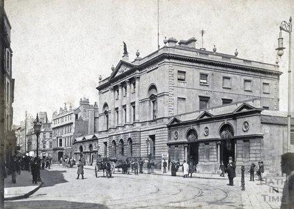 The Guildhall, High Street, Bath 1892