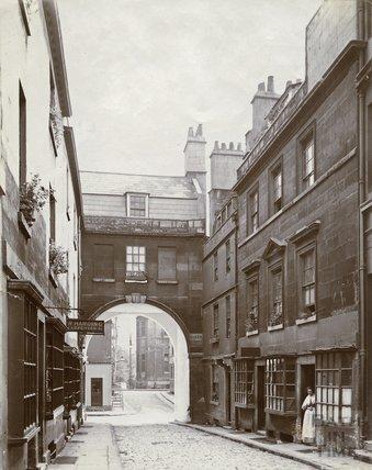 Queen Street, Bath c.1903