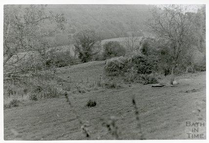 Somersetshire Coal Canal, Monkton Combe, 16 November 1968