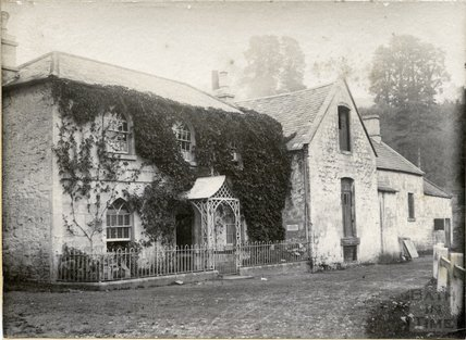 Tucking Mill House and Mill, c.1890s