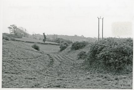 Somersetshire Coal Canal, Timsbury c.1969