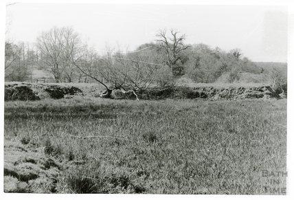 Somersetshire Coal Canal, Paulton Basin, 5 April 1969
