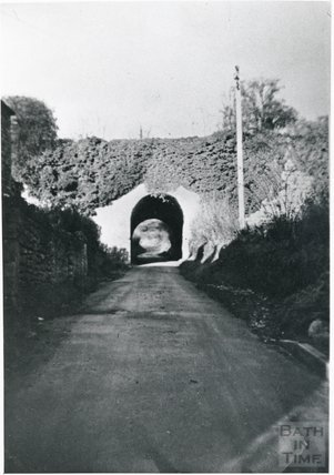 Somersetshire Coal Canal, Dunkerton, c.1951