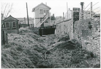Somersetshire Coal Canal, Radstock excavations, c.1969