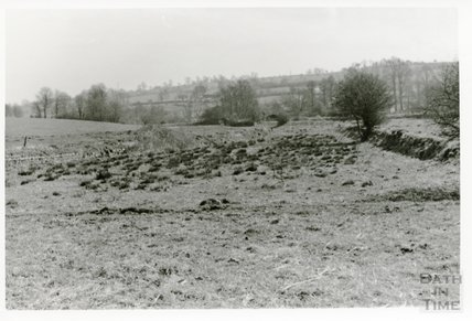 Somersetshire Coal Canal, towards Paulton Basin, 5 April 1969