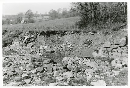 Somersetshire Coal Canal, near Paulton Basin, 5 April 1969