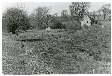 Somersetshire Coal Canal, Timsbury Basin, 5 April 1969