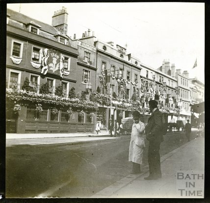 West Side High Street, Celebrations of Diamond Jubilee 1897
