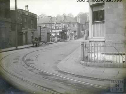 Nile Street, c.1920s
