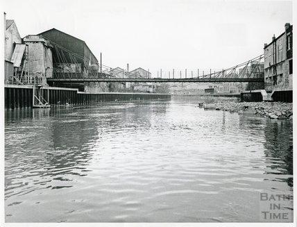 Victoria Bridge February 1972