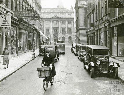 Quiet Street c.1930s