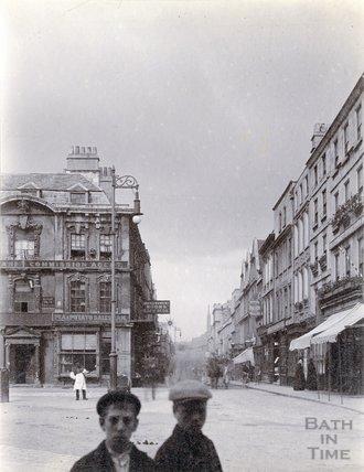 Kingsmead Square 1895