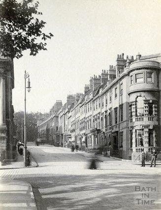 Gay Street 1895
