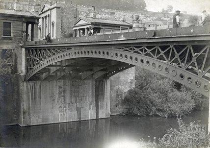 Cleveland Bridge, c.1928