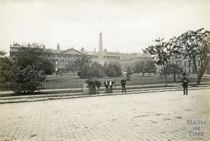 Queen Square, c.1880s
