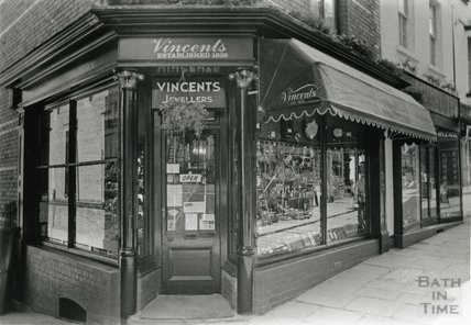 Vincent's Jewellers (Frome), 1993