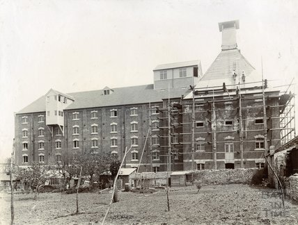 J D Taylor & Sons Malt House, Twerton 1900