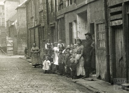 Little Corn Street, Bath, c.1890s