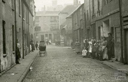 Little Corn Street, Bath, c.1890s