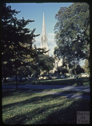 Christchurch, Clifton, 1964