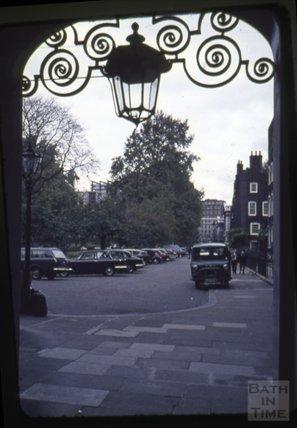 Lincolns Inn, London 1967