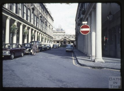 Bath Street, 1965