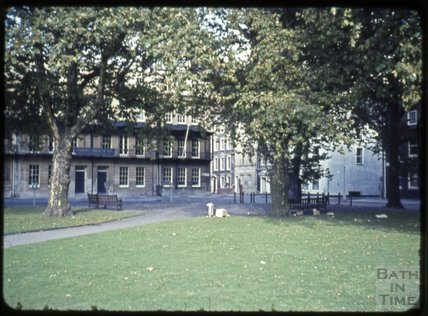 Queens Square, Bristol, 1964