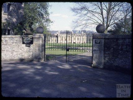Lacock Abbey, 1966