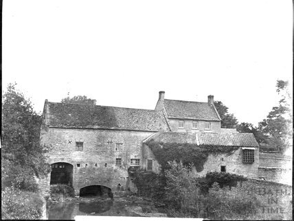 Lovington Mill on the River Brue, near Alford, Somerset c.1900s