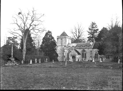 All Saints, Alford, Somerset c.1900s