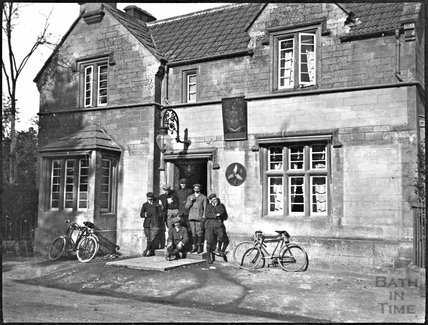 The Northey Arms, Box, c.1900s