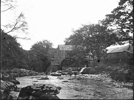 Unidentified water mill, c.1900s