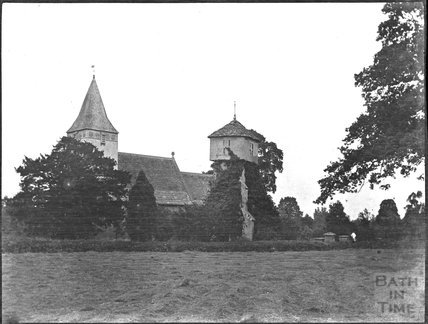 St Peter, Hornblotton, Somerset. c.1900s
