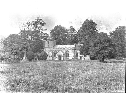All Saints Church, Alford, Somerset c.1900s