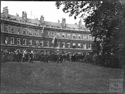 The Circus, Bath c.1910