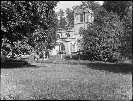 St Peter, Stourton, c.1900s